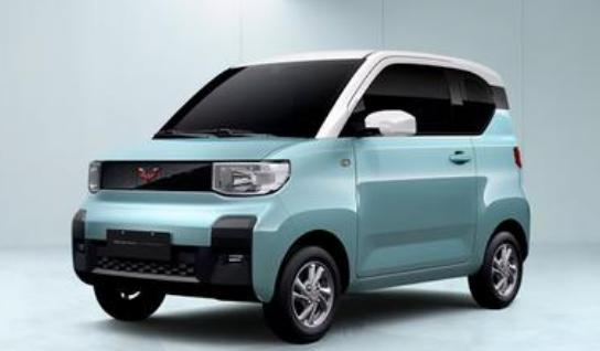 五菱宏光首次拿下全球电动车型销冠,电动汽车领域大好