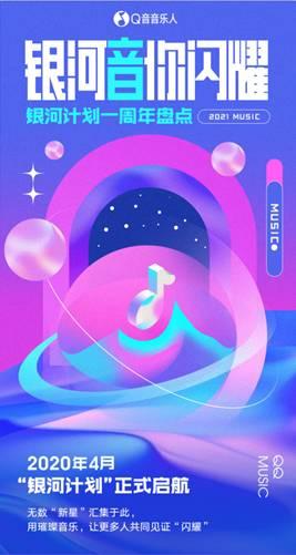 """qq音乐""""银河计划""""助力音乐人""""破圈""""发声"""