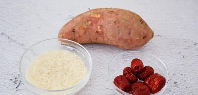 红薯和它一起煮,清理肠道,肠道干净了
