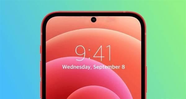 """曝iPhone 14要用挖孔屏:LG正研制配套面板"""""""