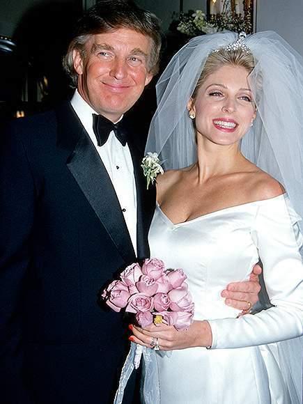 特朗普58岁前妻为专眼球没有要命了?雪窖冰天脱泳衣表态,身体绝了