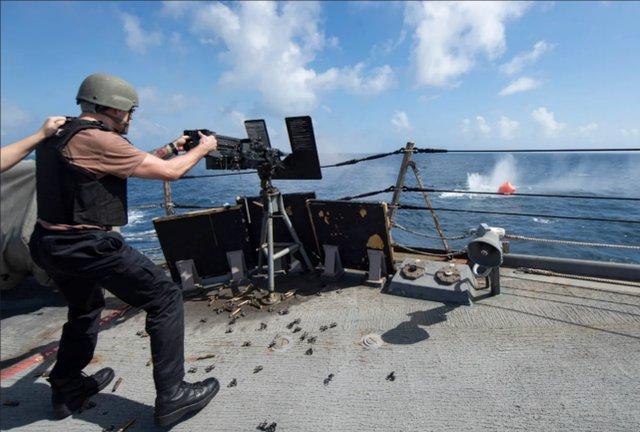 美海军高官警告:美国海军只剩十年时间修正,不然优势就没了!