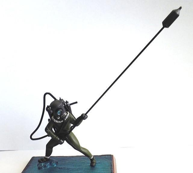 单兵刺沉军舰?二战日本最一根筋的自杀兵器,名字抄袭