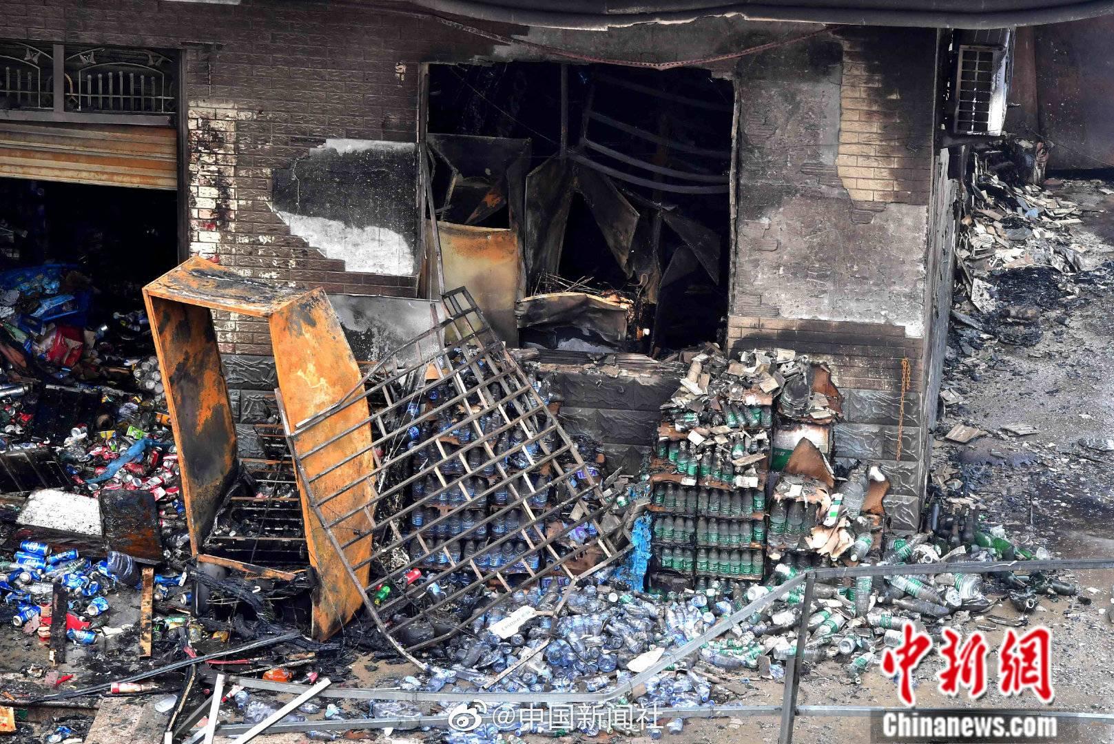 福州一路段燃气管道突发燃气爆炸,造成一人死亡