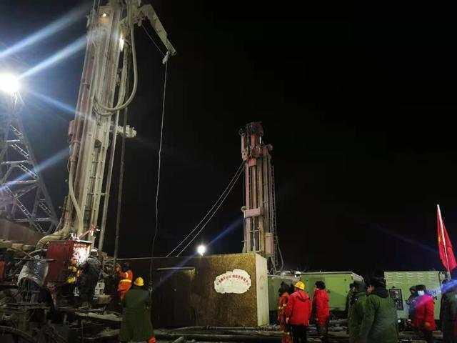 山东栖霞金矿事故追踪丨救援首次实现与井下矿工通话