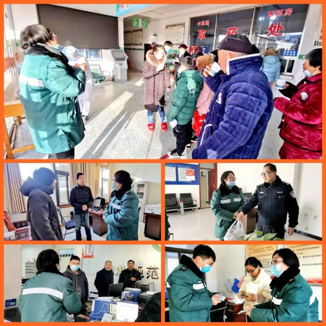 温县卫健委部署加强冬春季流感中医药预防工作(附推荐方剂)
