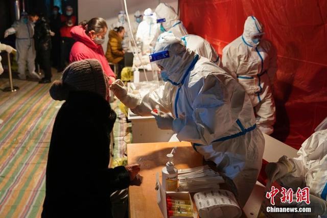 下周一起,新西兰隔离和检疫设施工作者可每天做唾液检测