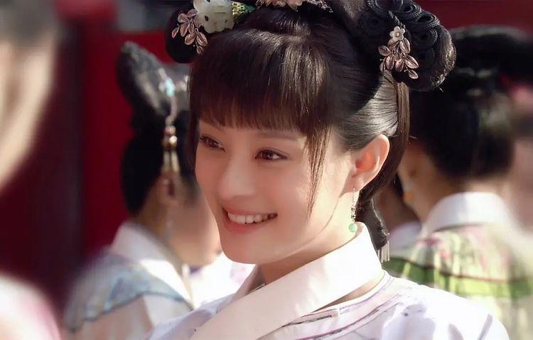 她是甄嬛人物的历史原型,最享福的皇后,享年八十六岁