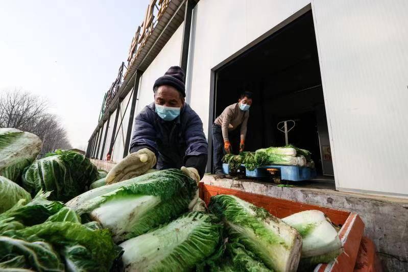 北京年夜兴调解天宫院街讲5个封锁管控社区物质配
