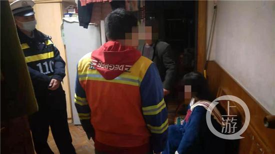 寒假在家睡懒觉被父亲打了一耳光 16岁女生报警