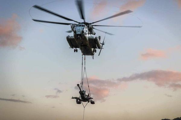 """夺岛演习:美陆战队与陆军夏威夷""""互搏"""""""