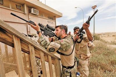 北约拟增加在伊拉克军事部署