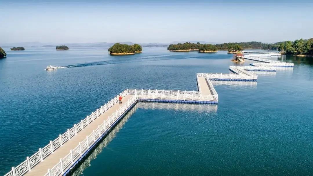 庐山西海:保护一湖清水、打造最美岸线