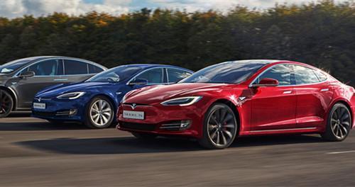 机构预计特斯拉今年所交付电动汽车中 Model 3和Y
