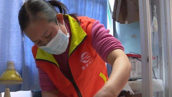 老人洗澡不再难,免费为老助浴模式在上海这个区域试