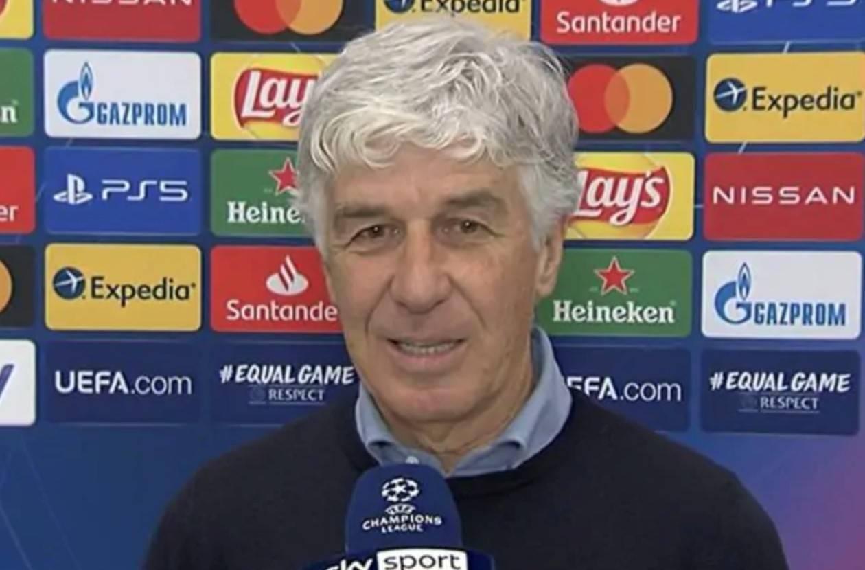 加斯佩里尼:裁判毁了比赛 不懂得怎么吹他就应该换