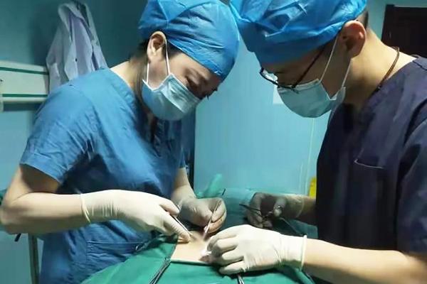 罕见!和平医院成功为16岁患者剥离鼻部畸胎瘤
