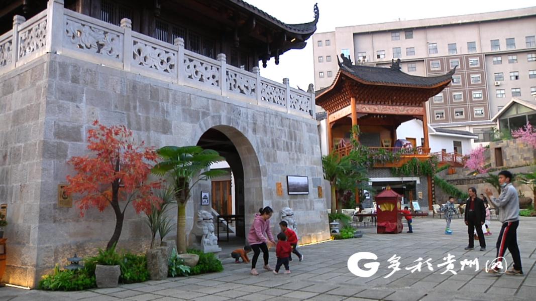 一个人的安顺乡愁文化园:元宵节持续开放 迎接八方