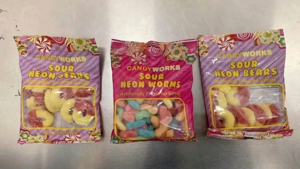 """普通糖果?小零食?警惕!这些""""软糖""""竟是新型毒品"""