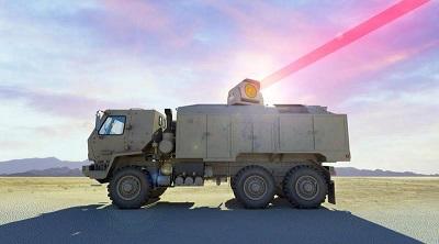 美军新型激光武器即将问世 功率是此前百万倍