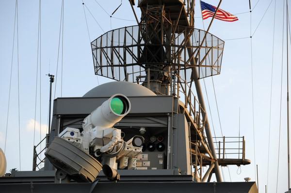 """激光武器有多厉害?可瞬间""""融化""""目标,美军舰已率先配备!"""