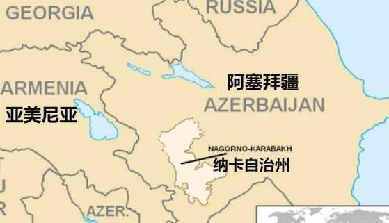 大国势力介入,阿塞拜疆底气十足,放话:把亚美尼亚打出纳卡
