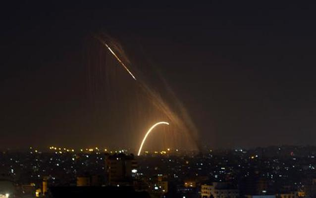 是可忍孰不可忍? 以军战机再次空袭大马士革 叙军迅速发起反击