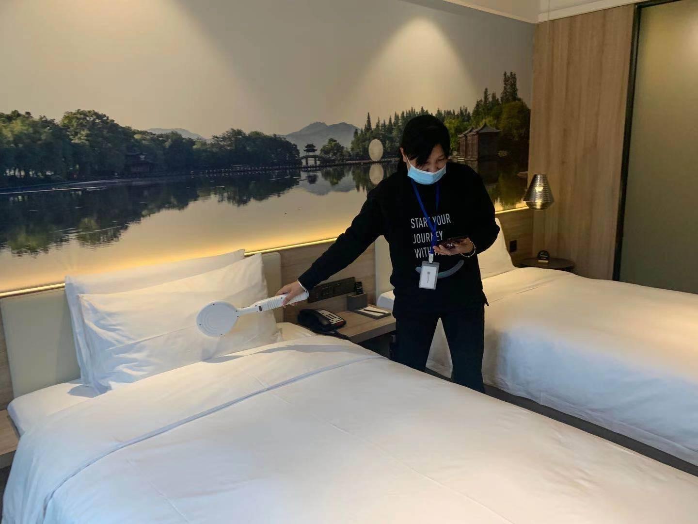 """杭州上线""""透明保洁""""智能监管系统,酒店抹布不能再一抹到底"""