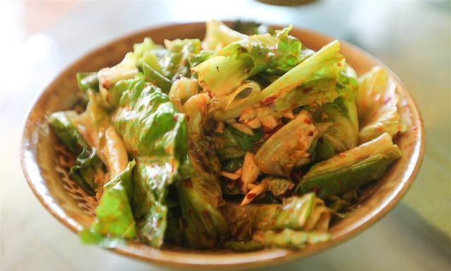 家味美食:炝生菜,滋补银耳老鸡汤,爆腌青菜,家常烧鱼的