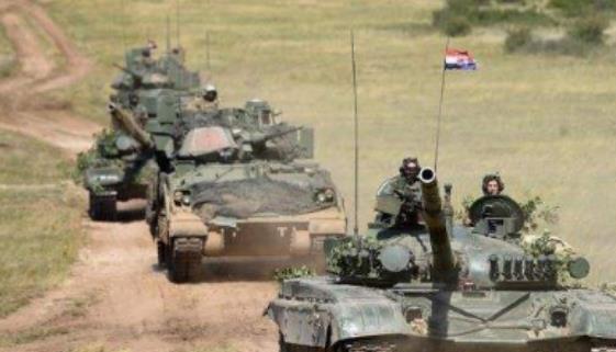 土军全新对策出现,北约演习牵制俄军大部分精力,叙军局势不妙