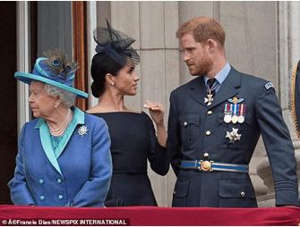 英国皇室开始反击?女王下令彻查哈里夫妇霸凌皇室员工指控