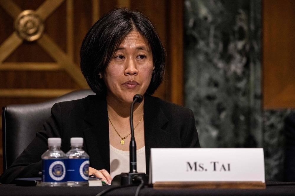 美国参议院财委会通过提名戴琦出任贸易代表,下周交付表决