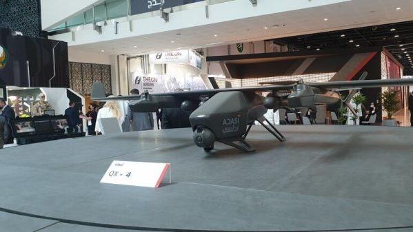 美媒:无人系统在阿布扎比防展大放异彩