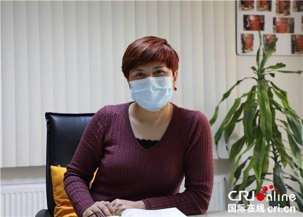 玛依努尔:做领事协助志愿者帮助他人,升华自己