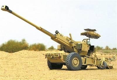 """能""""走两步""""的牵引式火炮——自走炮"""