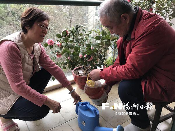 """市""""最美家庭""""陈军赵卫红夫妻的环保志愿之路"""