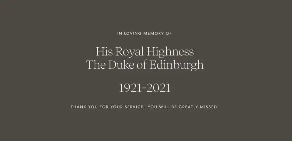 菲利普亲王去世,哈里梅根悼念:你将被深深怀念