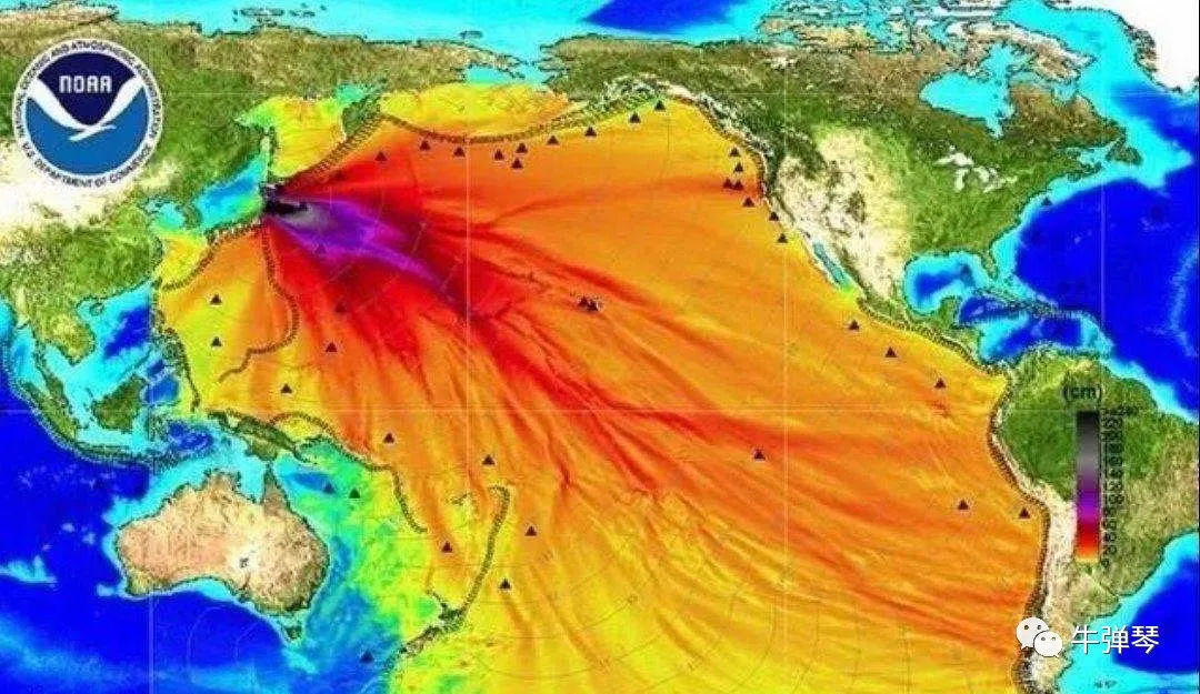 日本真要把核废水排入大海了,韩国会被波及,中国也不