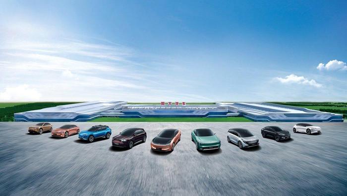 9款车型亮相,恒大新能源上海车展要大展身手,车友:期待