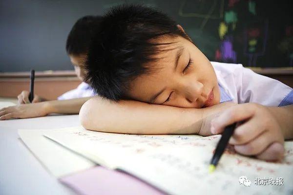"""落实""""睡眠令"""",北京这所小学推迟到校时间"""