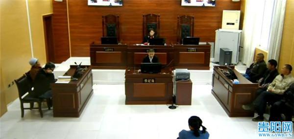 遵义凤冈:法官判决后兄弟仨仍不肯管老母亲 院长:全部拘留!