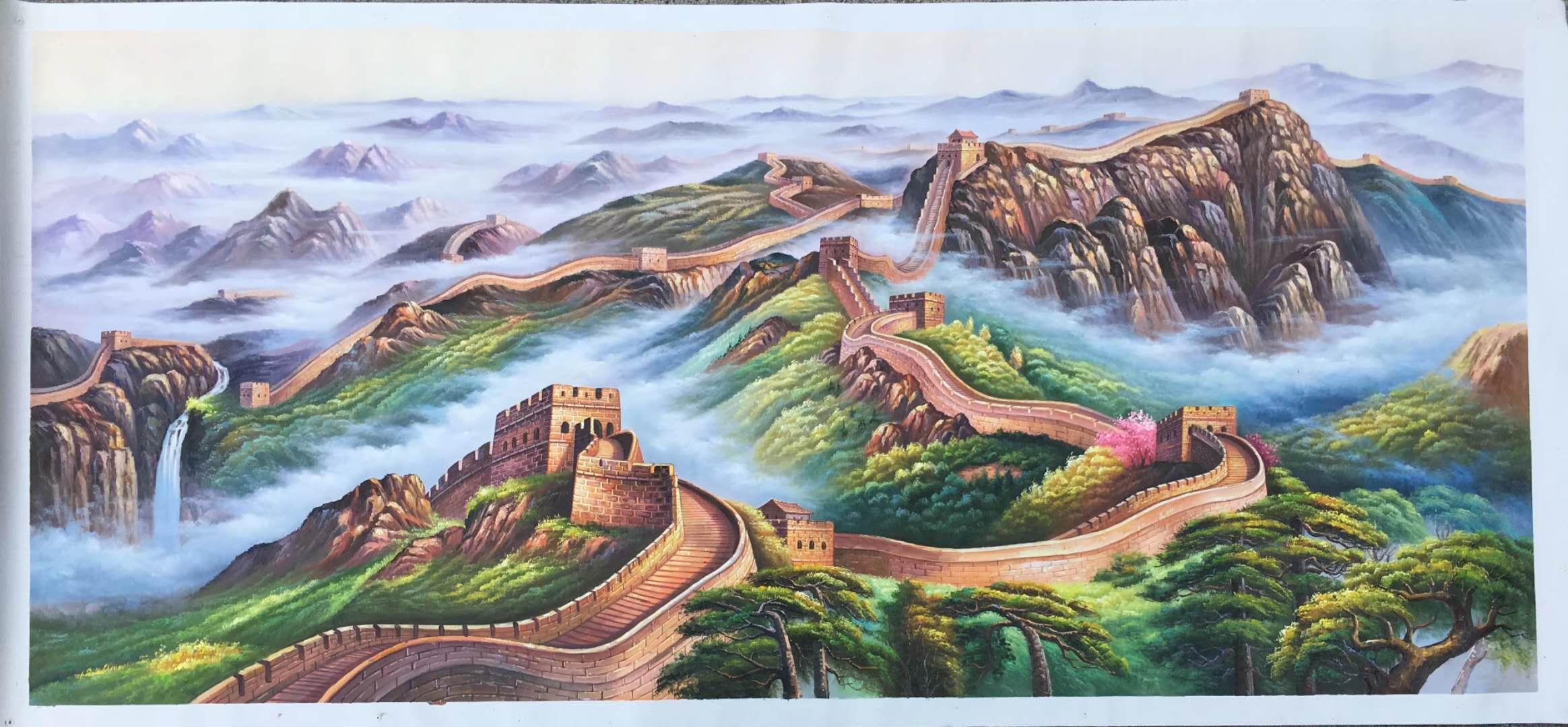 油画画家林志勇作品赏析