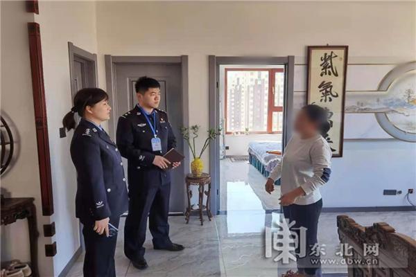 """女子被骗欲转账7万元 佳木斯警方迅速反应及时按下""""停止键"""""""