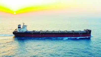 500艘!上海外高桥造船完工量居全球前列