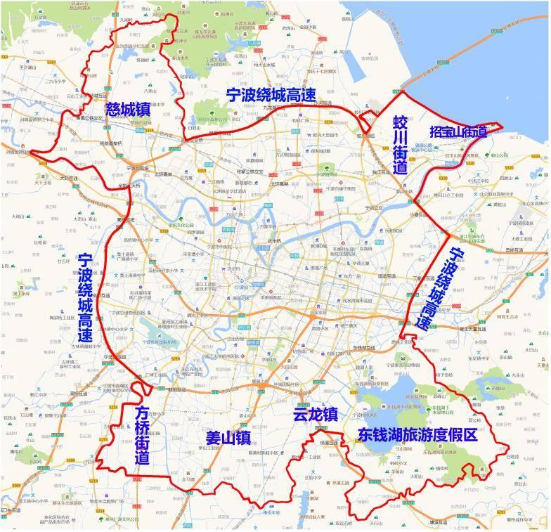 宁波六部门联合发布房产调控新政:限购区扩大,严审首付来源