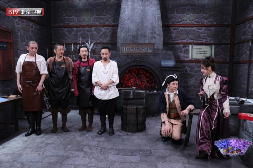 北京卫视《跨界喜剧王》第五季半决赛  巅峰汇聚 强强对决