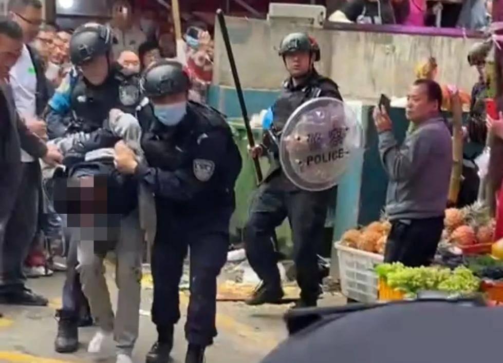 警方通报!因与母亲争吵,成都一男子持刀伤4人