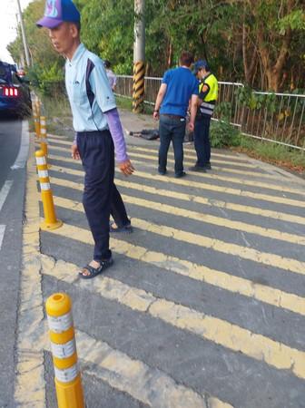 台南发生当街砍人案件,台媒:疑为金钱纠纷,2人被逮4人在逃