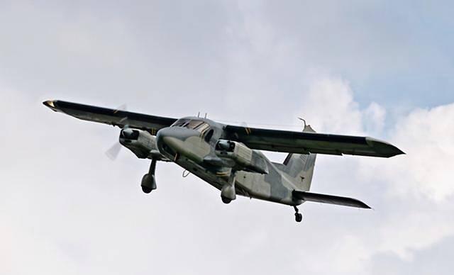 德国Do28多用途飞机,购买的客户不少,就是购买量太少