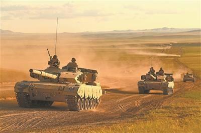 第81集团军某旅装步七连连长李盛山:我在朱日和当蓝军
